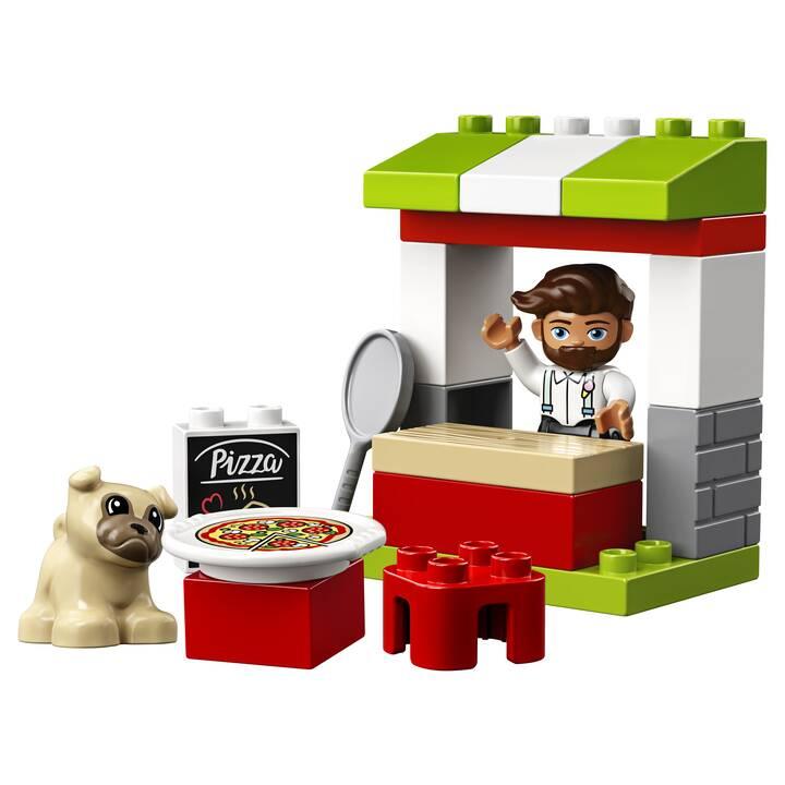 LEGO DUPLO Le stand à pizza (10927)