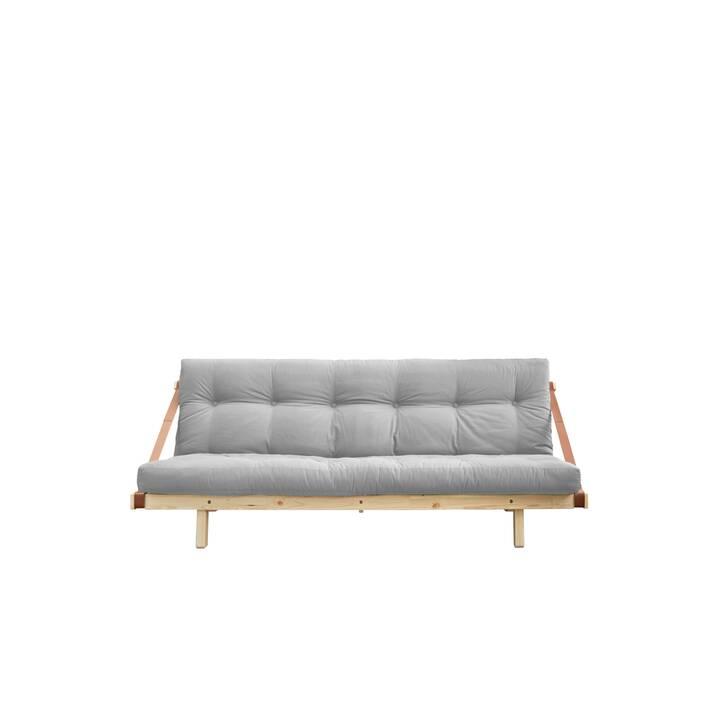 KARUP DESIGN Jump Canapé-lit (Polyester, Gris clair, 203 cm x 106 cm)