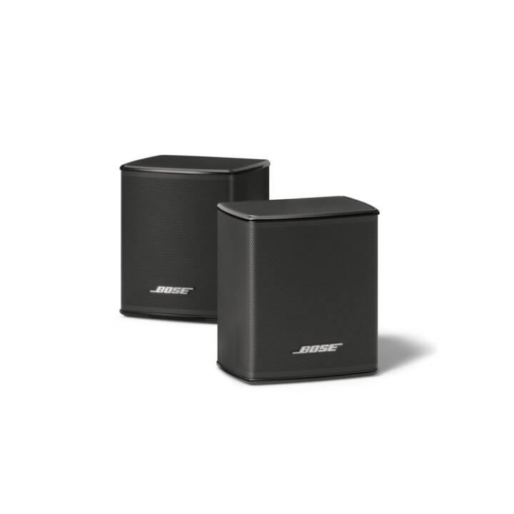 BOSE Surround Speakers Black  2x (Surround-Lautsprecher, Schwarz)