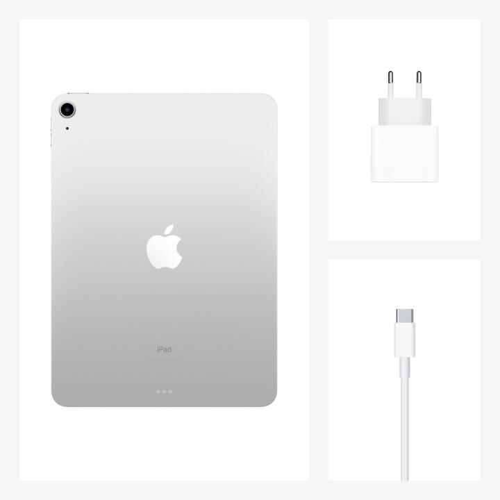 "APPLE iPad Air WiFi 2020 (10.9"", 256 GB, Argent)"