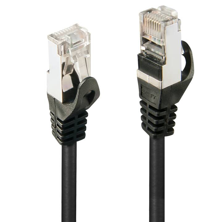 LINDY 48383 Patch-Kabel 3 m Black