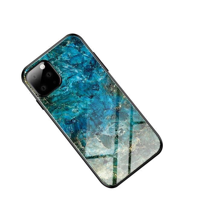 """EG Mornrise Custodia per Samsung Galaxy A81 6.8 """"2020 - Marmo verde"""