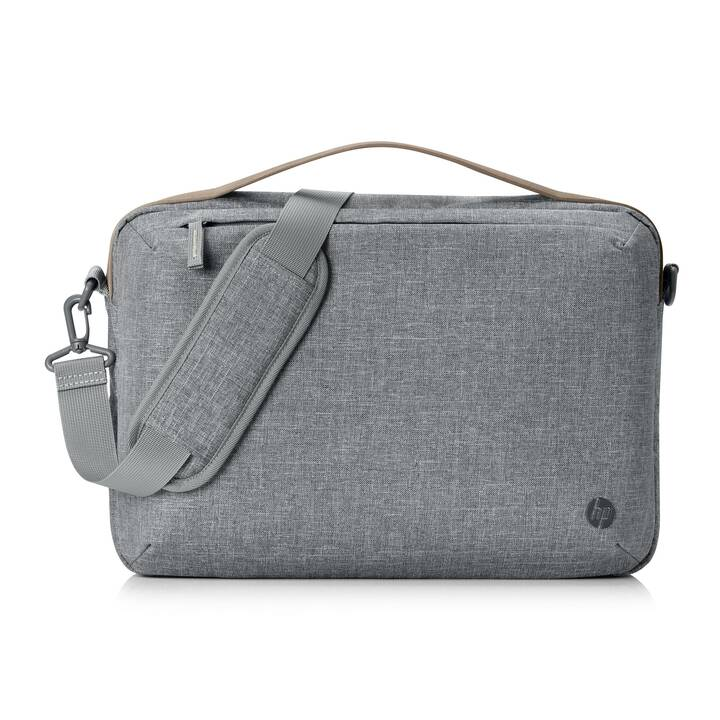 HP Renew Topload Messenger Bag (39.6cm, Grigio)
