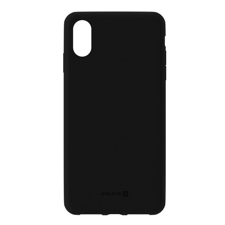 EVELATUS Backcover TPU (Galaxy S9 Plus, Schwarz)