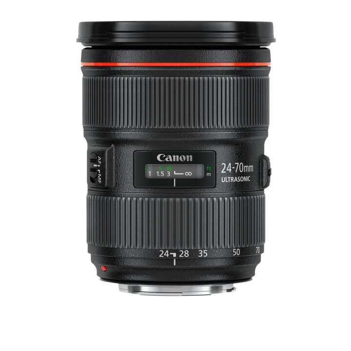 CANON EF 24 - 70 mm f/2.8L II USM Import