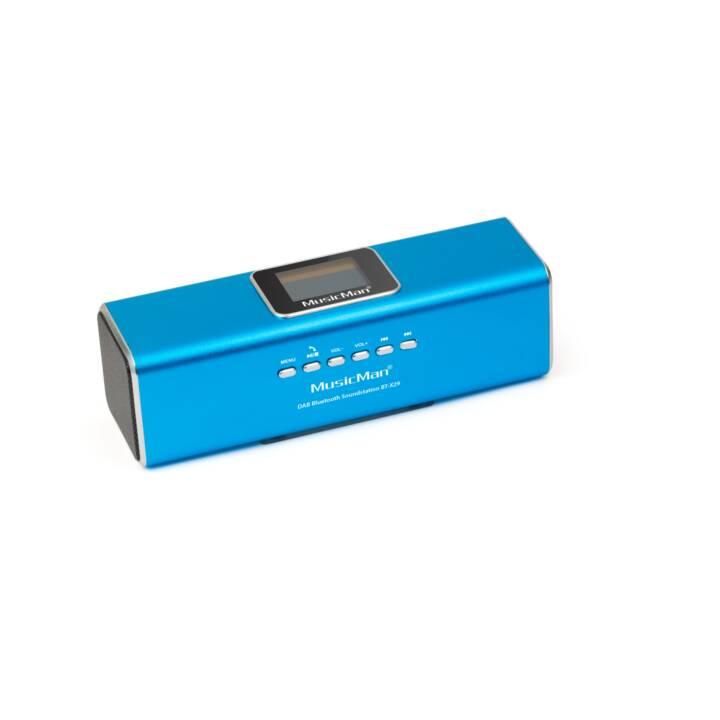 MUSIC MAN BT-X29 (Radio, Bluetooth, Blu)