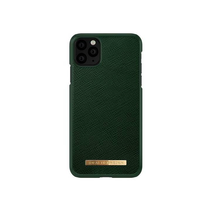 IDEAL OF SWEDEN Backcover Saffiano (iPhone 11 Pro Max, Vert)