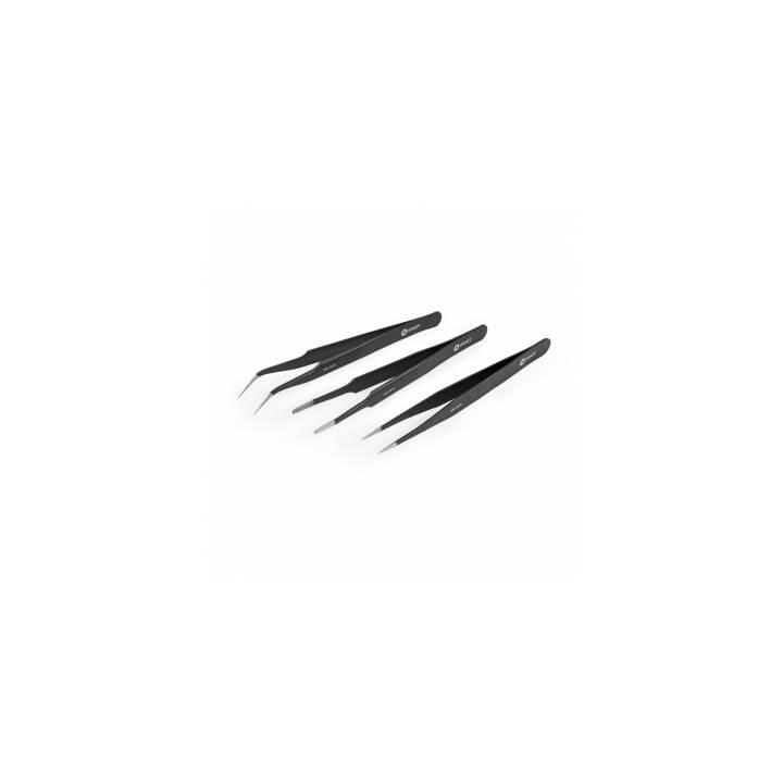 IFIXIT Pinzette di precisione Set EU145060-3 (127 mm)