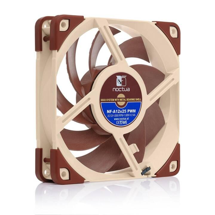 Ventilatore per casse NOCTUA NF-A12x25 PWM