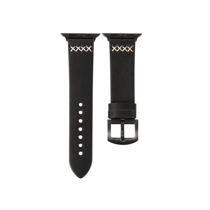 EG MTT cinturino per Apple Watch 38 mm / 40 mm - nero