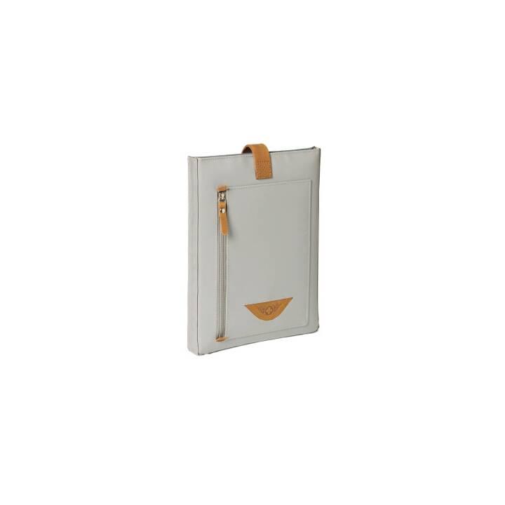 BIELLA Tablet Sleeve Balance 9,7 pollici grigio