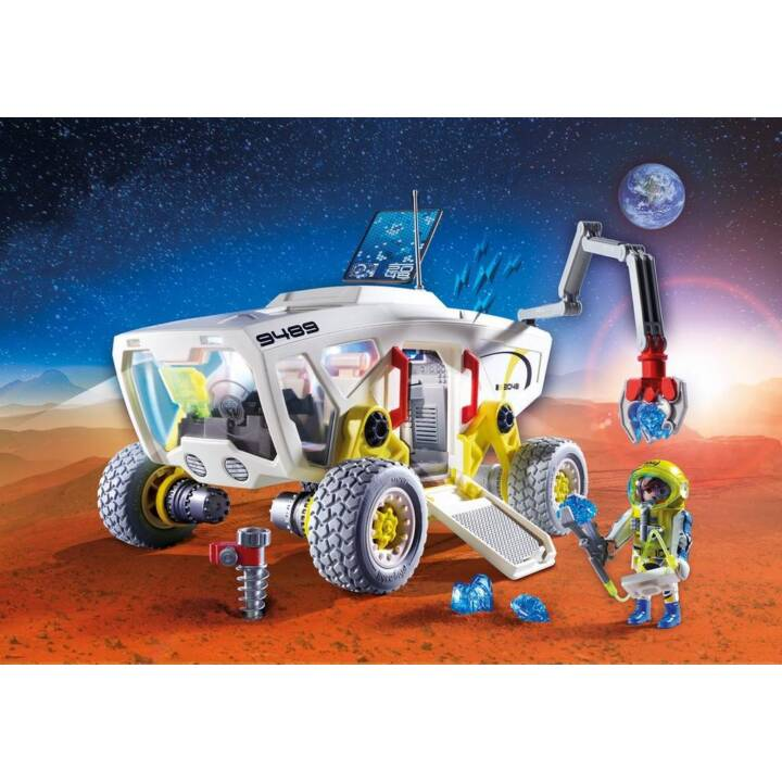 PLAYMOBIL Space Mezzo di esplorazione su Marte (9489)