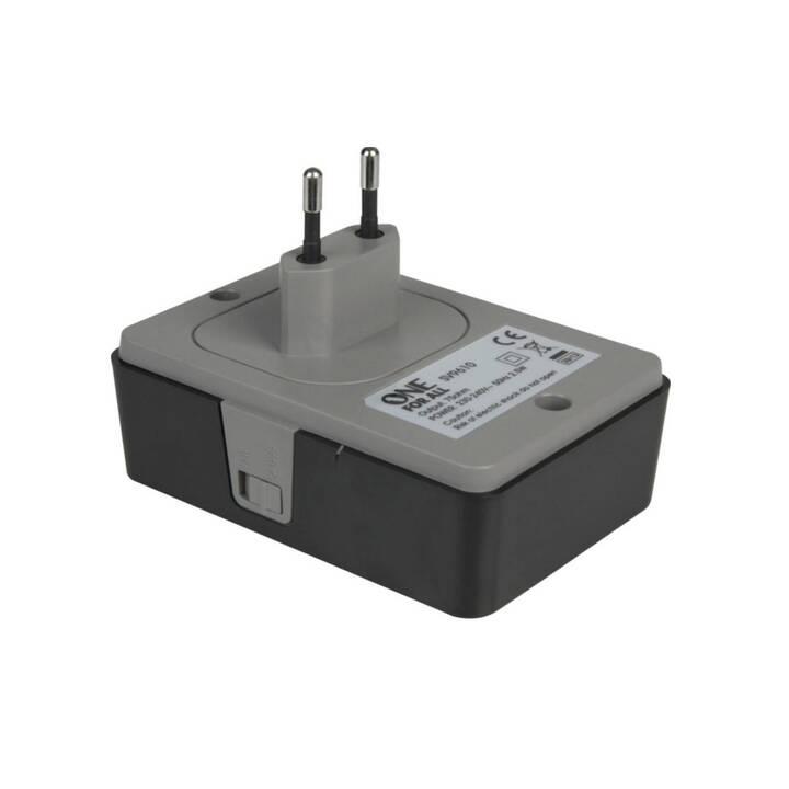 ONE FOR ALL SV9610 Amplificateurs et répartiteurs (Noir, Gris)