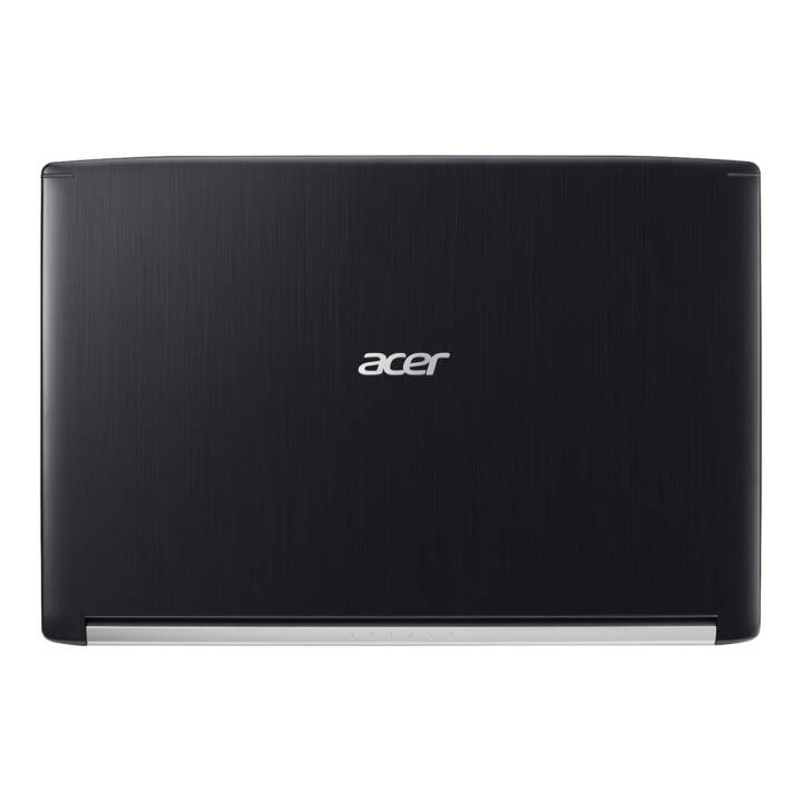 "ACER Aspire 7 A717-72G (17.3 "", Intel Core i7, 16 GB RAM, 512 Go SSD, 1 To HDD)"