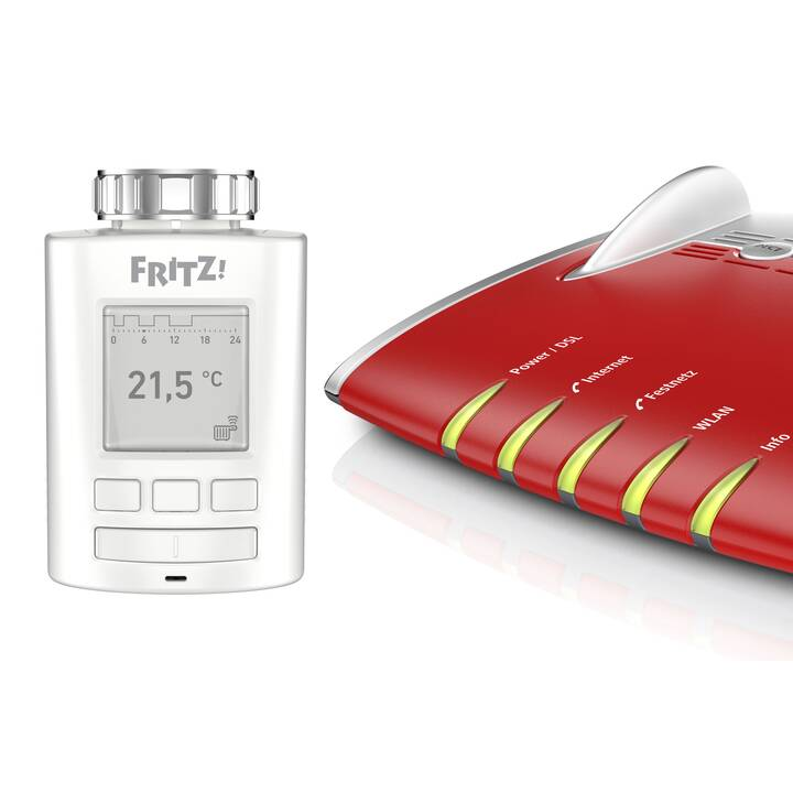 AVM FRITZ!DECT 301 Thermostat (WLAN)