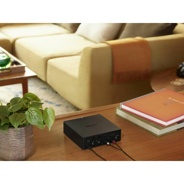 SONOS Port Hub/Repeater (Schwarz)