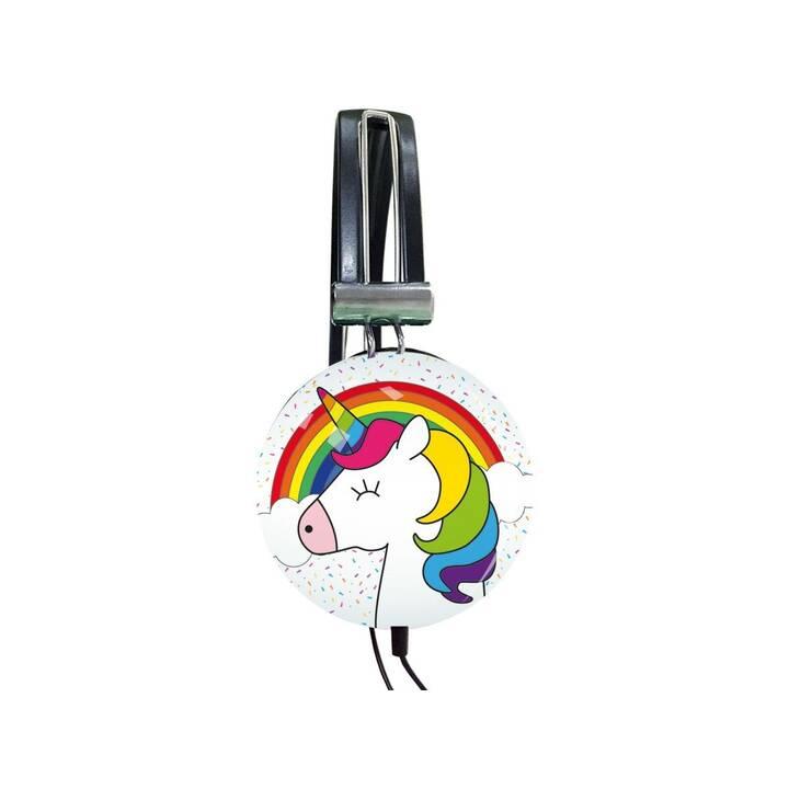 ROOST Unicorn (On-Ear, Multicolore)
