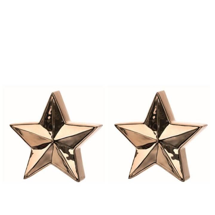 LEONARDO Sterne (2 Stück, Gold)