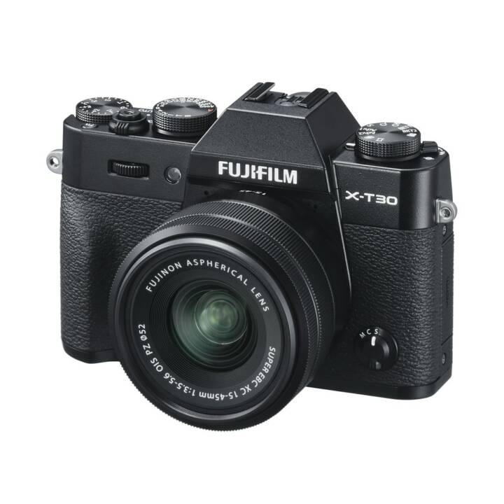 FUJIFILM X-T30 + 15 - 45 mm (26.1 MP, WLAN)