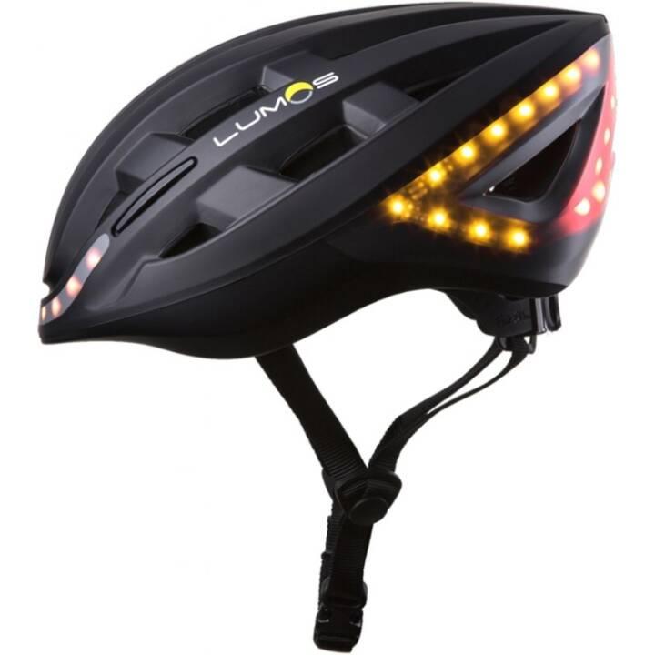LUMOS Casque de vélo électrique noir (Charcoal)