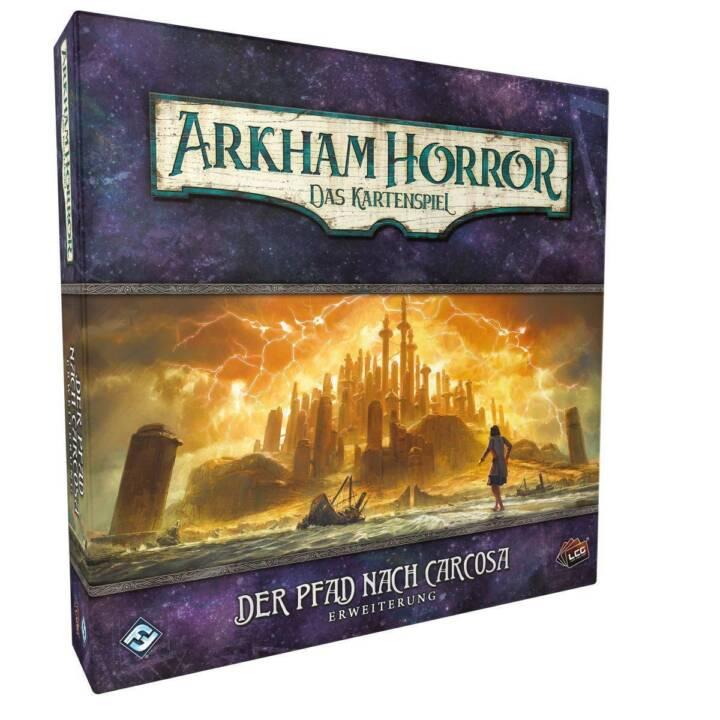 FANTASY FLIGHT GAMES Arkham Horror Jeu de stratégie