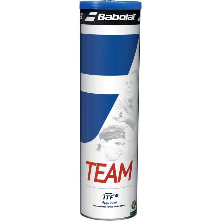BABOLAT Palle da tennis Team Swiss
