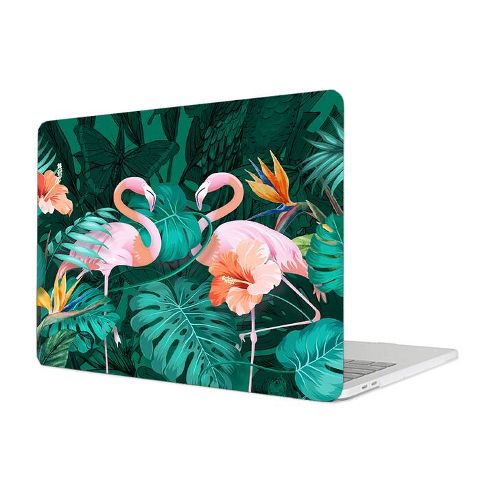 """EG Cover per Macbook Pro 16"""" Touchbar (2019) - Flamingo"""