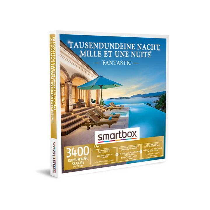 SMARTBOX Mille et une Nuits fantastic