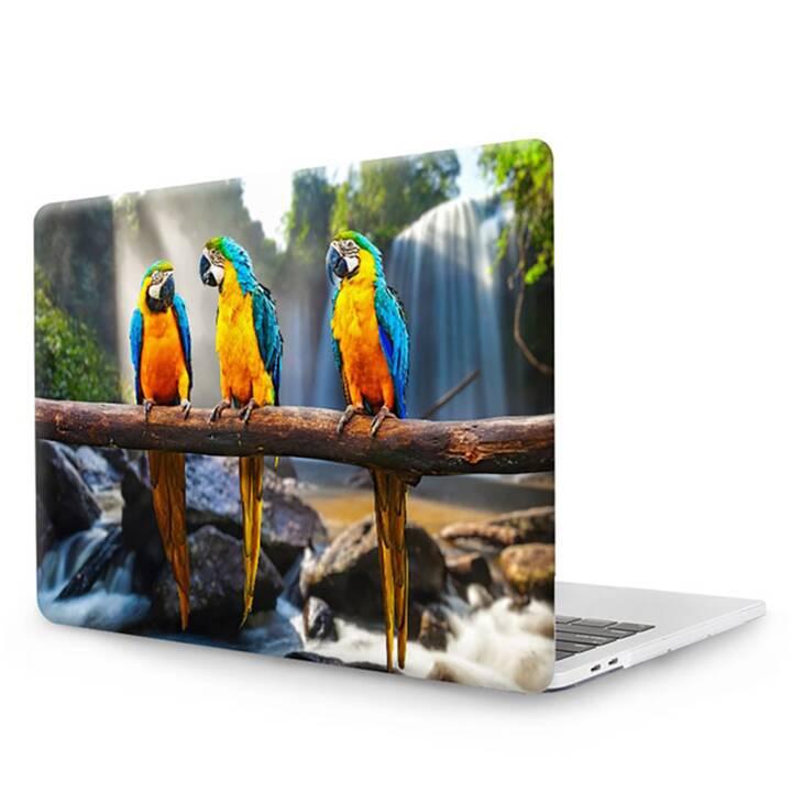 """EG MTT Cover pour MacBook Pro 15"""" Touch Bar - Perroquets"""