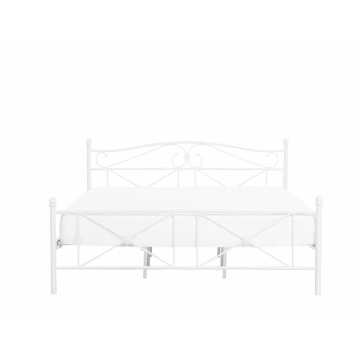 BELIANI Rodez Lit double (160 x 200 cm)