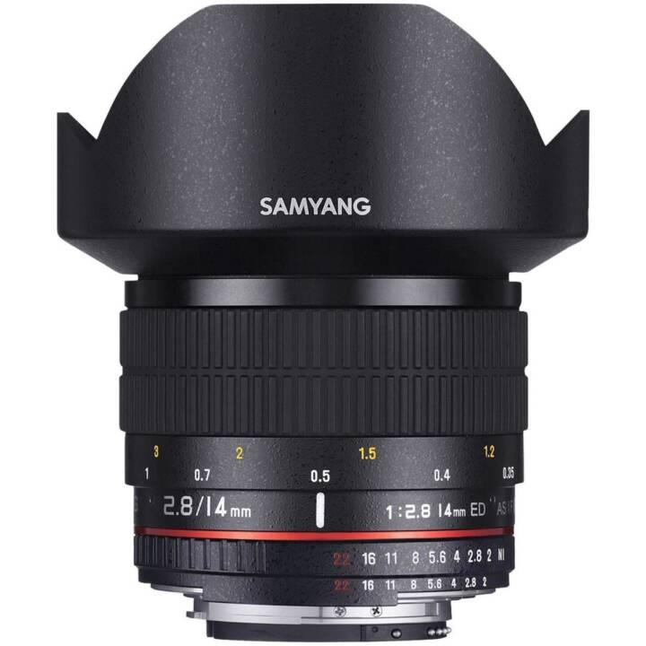 SAMYANG 14mm f/2.8 IF ED UMC Asph