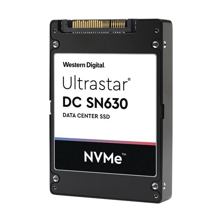 WESTERN DIGITAL Ultrastar DC SN630 (PCI Express, 960 GB, Nero)