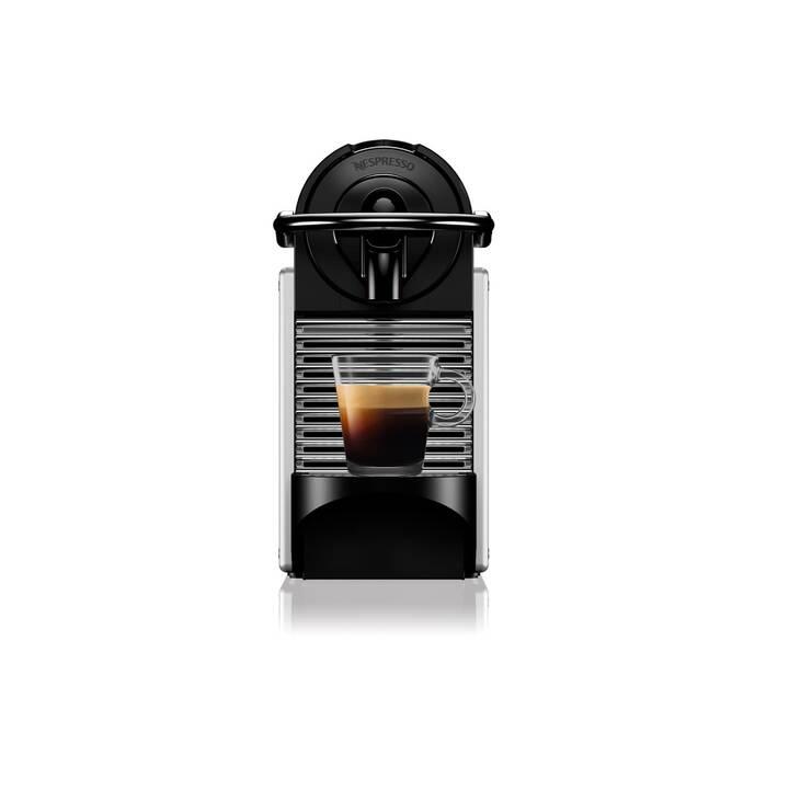 DELONGHI Pixie EN124.S (Nespresso, Aluminium)