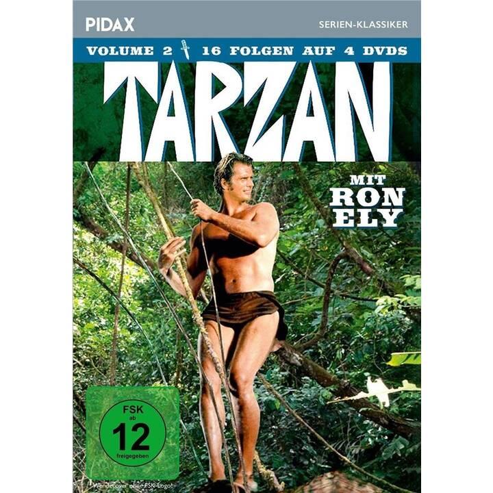 Tarzan - Vol. 2 (DE, EN)