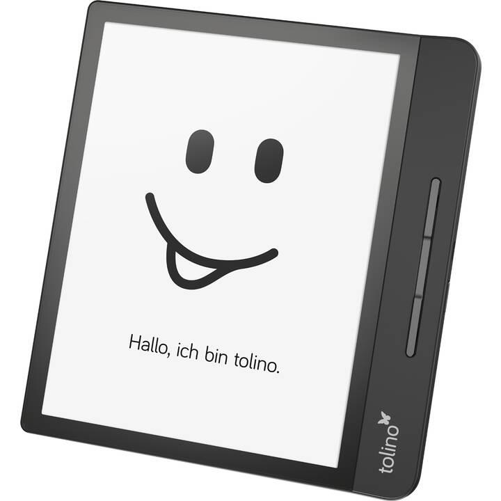 """TOLINO Epos 2 (8"""", Schwarz, WLAN 802.11g, WLAN 802.11n, WLAN 802.11b, 8 GB, Family Sharing)"""