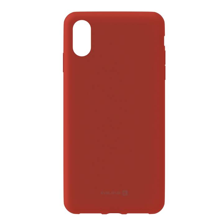 EVELATUS Backcover TPU (Galaxy S9 Plus, Rot)