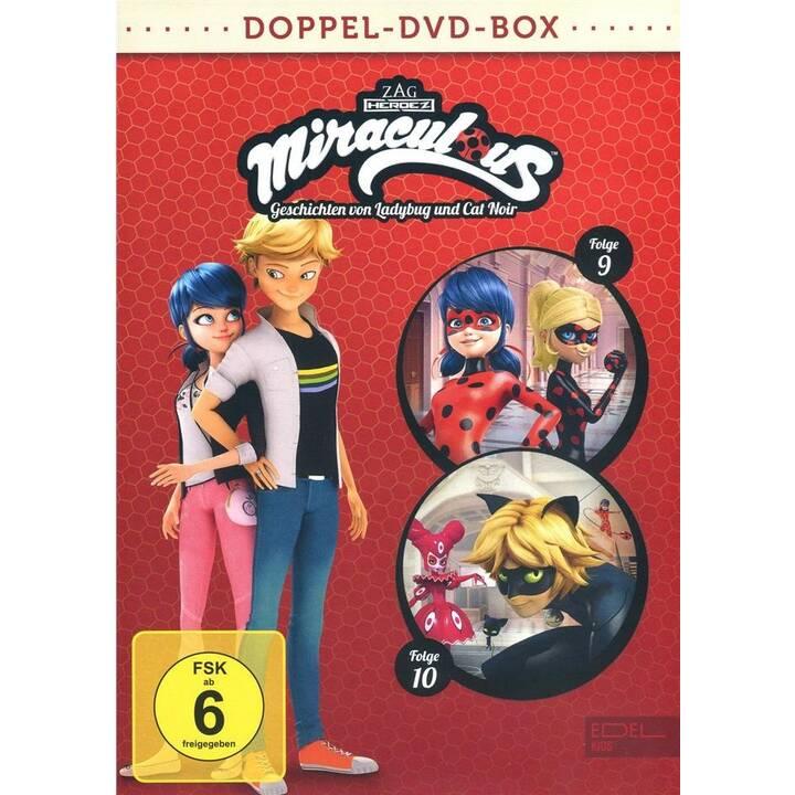 Miraculous - Vol. 9 + 10 (DE)
