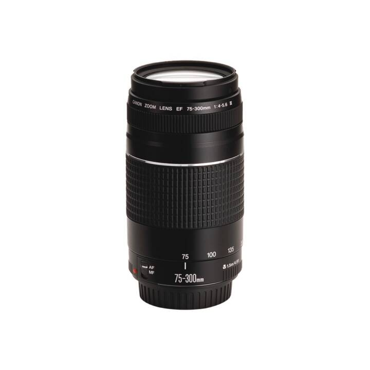 CANON EF 75 - 300 mm f/4.0-5.6 III Importation
