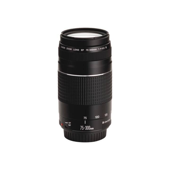 CANON EF 75-300 mm f/4.0-5.6 III SLR