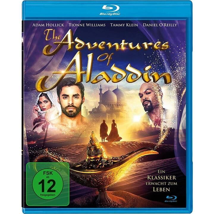 The Adventures Of Aladdin (DE, EN)
