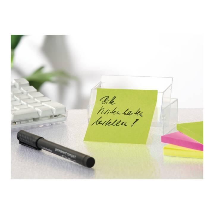 TESA Notes autocollantes (40 mm x 50 mm, Multicolore)
