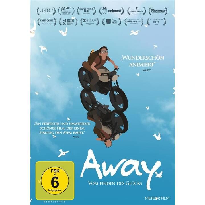 Away - Vom Finden des Glücks (DE)