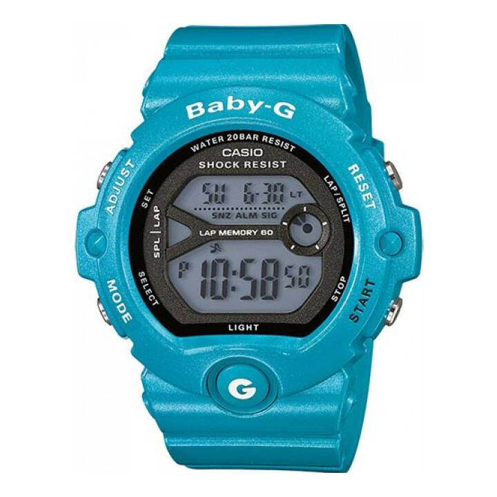 BABY-G BG-6903-2ER (45 mm, Digitaluhr, Quarz)