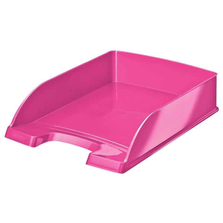 LEITZ WOW Ablagekorb Pink