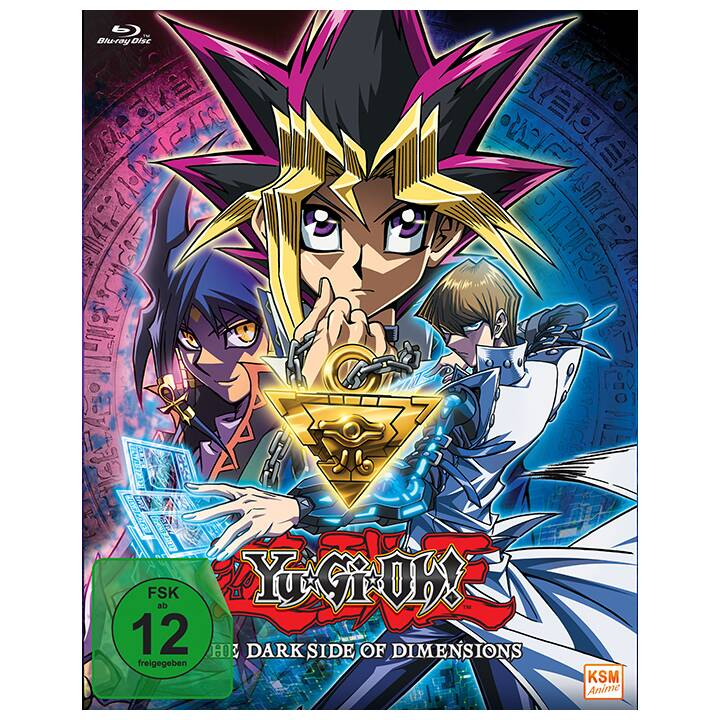 Yu-Gi-Oh!: The Dark Side of Dimensions (DE, EN)