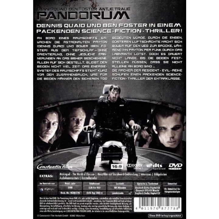 Pandorum (DE, EN)