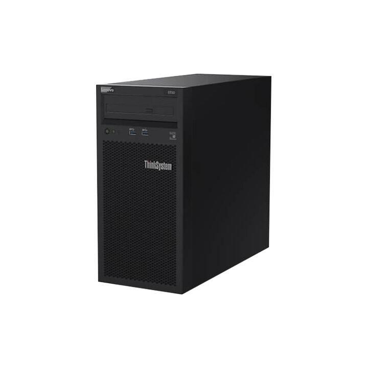 LENOVO ThinkSystem ST50 (Intel Xeon E-2124G, 8 GB, 0 GB HDD)