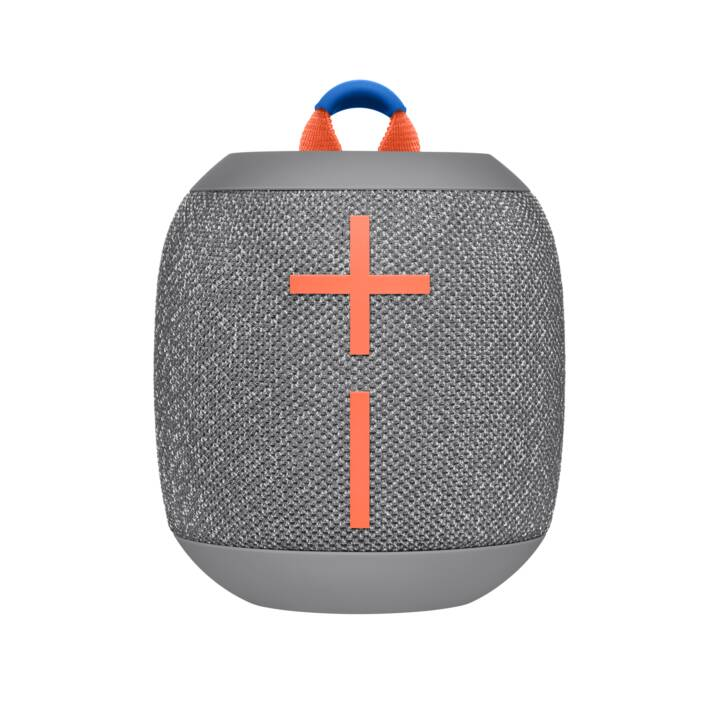 ULTIMATE EARS (UE) Wonderboom 2 (Bluetooth, Crushed Ice Grey)