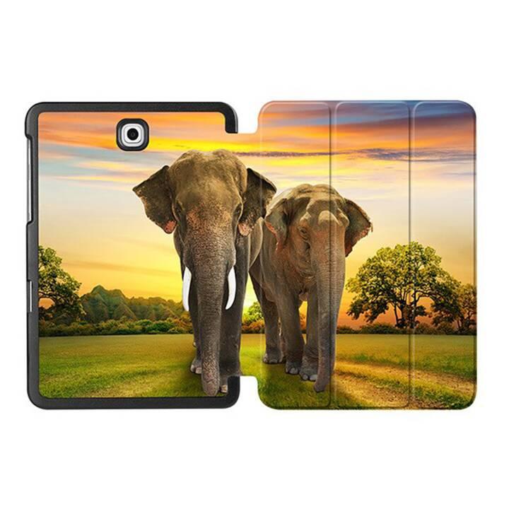 "EG MTT Custodia tablet per Samsung Galaxy Tab S2 8"" - Elefante"