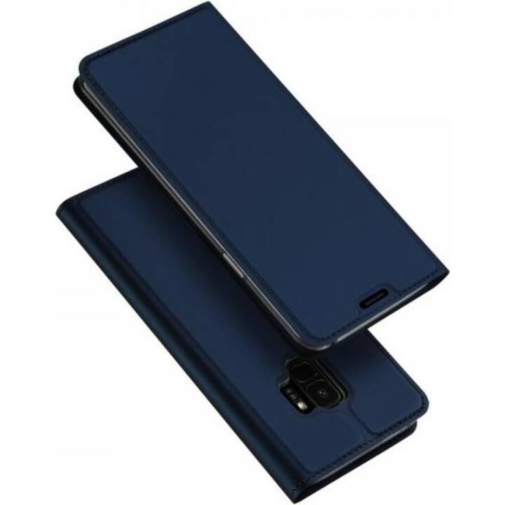 DUX DUCIS Backcover Skin Pro Series (Galaxy S9, Bleu foncé)
